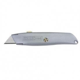 Нож монтажный Stanley 155 мм с выдвижными лезвиями
