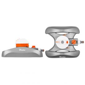 Ороситель вращающийся Bradas 2-х режимный с зубчатой передачей WHITE LINE WL-Z14
