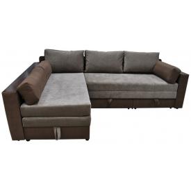 Угловой диван Ribeka Лорд В+ Серый (05H05)