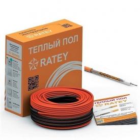 Нагревательный кабель Ratey RD1 1100