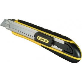 Нож монтажный Stanley FatMax Cartridge 180 мм с выдвижным лезвием 18 мм