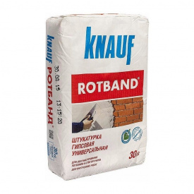 Штукатурка гіпсова Knauf Rotband 30 кг