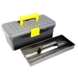 """Ящик для інструменту Mastertool з пластиковими замками 19,5"""" (500x250x255 мм)"""