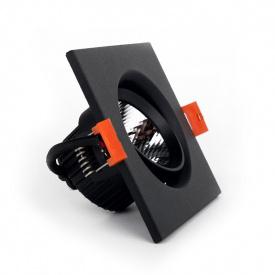 ElectroHouse LED Светильник потолочный черный 5W угол поворота 45° 4100K