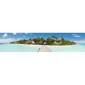 Панно ПВХ Регул Пляж 0,6х645х2832 мм