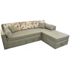 Угловой диван Ribeka Лорд А+ Светло-серый (05H03)