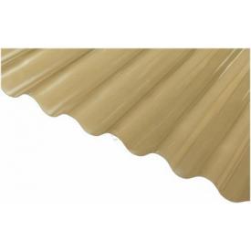 Лист Salux WHR бронзовий хвиля 1,8х0,9 м