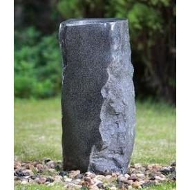 Фонтан декоративный Engard Каменная абстракция 29х29х62 см