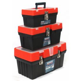Набір ящиків для інструментів Ростех 3-1319-М1 3шт