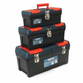 Набір ящиків для інструментів Ростех 3-1419-3шт М2