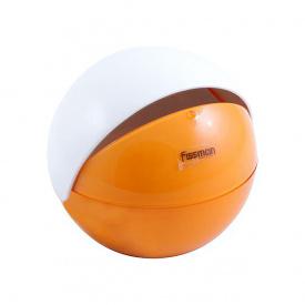 Цукорниця Fissman 415 мл помаранчева