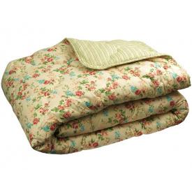 Одеяло шерстяное Руно English style двуспальное 172x205 см