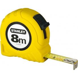 Рулетка Stanley 25 мм 8 м (0-30-457)