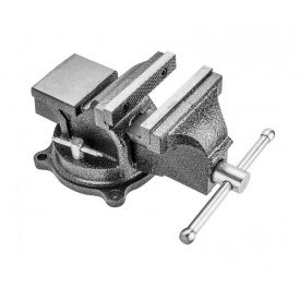 Тиски Topex поворотные 125 мм 07A212