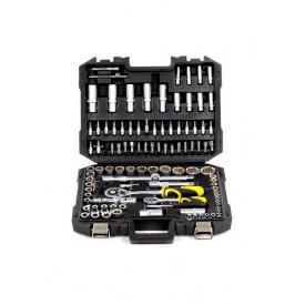 Набор инструментов профессиональный СТАЛЬ 108 предметов 70006