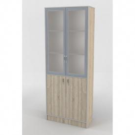 Шкаф-Пенал Тиса Мебель ШС-806 Дуб сонома