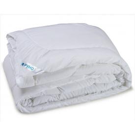 Одеяло силиконовое Руно двуспальное 172x205 см микрофибра узорная стежка