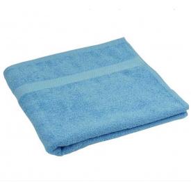 Полотенце махровое Руно 70x140 см Голубое
