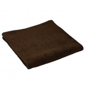 Полотенце махровое Руно 70x140 см Коричневое