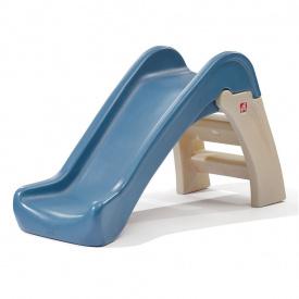 Детская горка STEP2 PLAY & FOLD 65x111x45 см