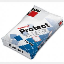 Гидроизоляционная смесь Baumit Protect - однокомпонентная 18кг