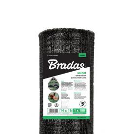 Сітка декоративна Bradas UNINET 26 г/м2 (14х16 мм) 1х100 м