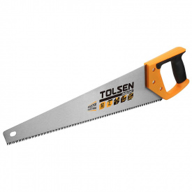 Ножівка по дереву Tolsen 450мм (31071)