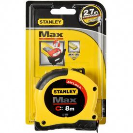 Рулетка измерительная STANLEY MAX 8м (0-33-959)