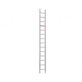 Лестница приставная VIRASTAR Unomax Pro алюминиевая 14 ступеней (T0040)