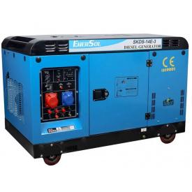 Генератор дизельный EnerSol SKDS-14E-3 (B)