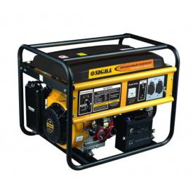 Генератор бензиновый Sigma 5.0/5.5кВт, 4-тактный электрозапуск (5710311)