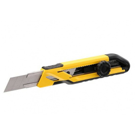 Нож STANLEY со стопорным винтом (STHT10268-1)