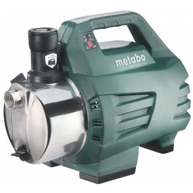 Насос-автомат поверхностный Metabo 1100Вт HWA 3500 Inox (600978000)