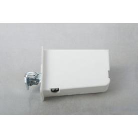 Навіс кухонний Scilm для верхніх модулів під запрессовку правий білий