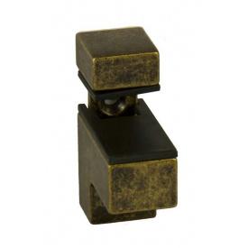 Полицетримач меблевий Falso Stile ПК-23 старе золото