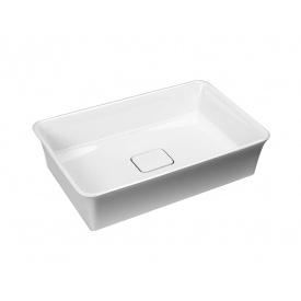 Умывальник для ванной комнаты Bulsan Skin прямоугольный 580х380х140