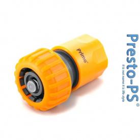 Коннектор 3/4 для шланга Presto-PS 5820