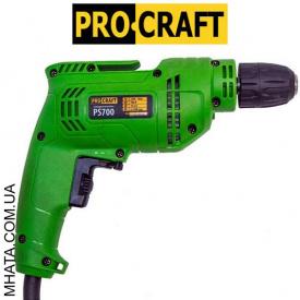 Безударна Дрель Procraft PF - 700