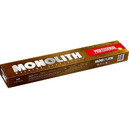 Електроди MONOLITH PROFESSIONAL 3 мм 1 кг (20/1) ПТ-9357
