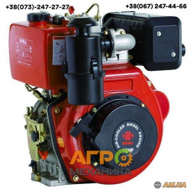 Двигатель Weima WM188FBE (шлицы)