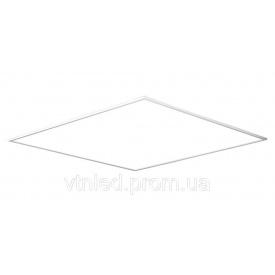 Офисный светильник светодиодный VTN LED панель: 110 лм/Вт, 4000 K, 3300 лм, 600х600 мм, (S66-3340-V21)