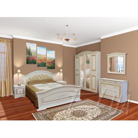Спальний гарнітур Світ меблів Ніколь 4Д