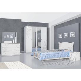 Спальний гарнітур Світ меблів Феліція нова 4Д