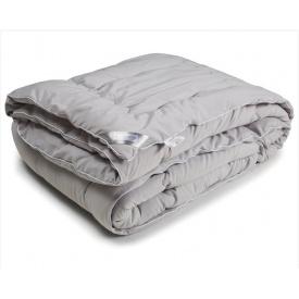 Одеяло силиконовое Руно Grey евро двуспальное 200x220 см