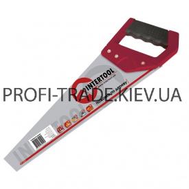 HT-3102 Ножівка по дереву з розжареним зубом 450 мм 55 HRC