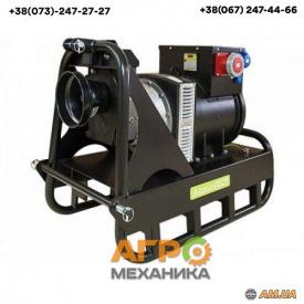 Генератор навесной на трактор AgroVolt AV65R 65кВА/27кВА со стабизатором напряжения