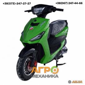 Скутер Forte NEW JOG 80 cc (зелёный)