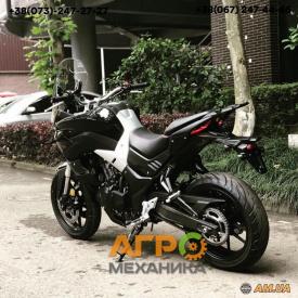 Мотоцикл VOGE 500DS DS7 (2021) (чёрный)