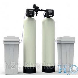 Установка пом'якшення води безперервної дії Nerex SF2162-CV-Alt