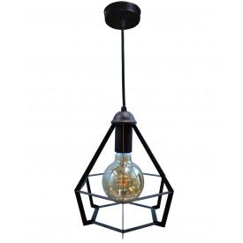 Світильник підвісний в стилі лофт MSK Electric Е27 (NL 0637)